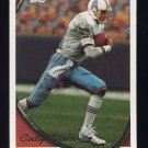 1994 Topps Football #150 Cody Carlson - Houston Oilers