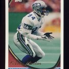 1994 Topps Football #143 Kelvin Martin - Seattle Seahawks