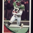 1994 Topps Football #139 Eric Thomas - New York Jets