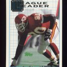 1994 Topps Football #117 Neil Smith LL - Kansas City Chiefs