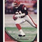 1994 Topps Football #111 Patrick Robinson - Cincinnati Bengals