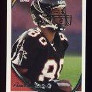 1994 Topps Football #080 Andre Rison - Atlanta Falcons
