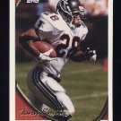 1994 Topps Football #052 Tony Smith - Atlanta Falcons