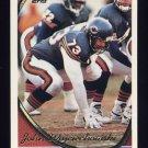 1994 Topps Football #047 John Wojciechowski - Chicago Bears