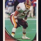 1994 Topps Football #026 Kurt Gouveia - Washington Redskins