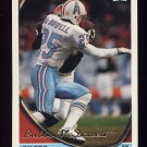 1994 Topps Football #006 Bubba McDowell - Houston Oilers