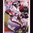 1994 Topps Football #005 Rodney Hampton - New York Giants
