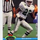 1991 Stadium Club Football #424 Ben Smith - Philadelphia Eagles