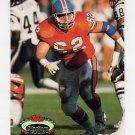 1992 Stadium Club Football #567 Jeff Davidson RC - Denver Broncos