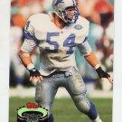 1992 Stadium Club Football #175 Chris Spielman - Detroit Lions
