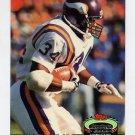 1992 Stadium Club Football #072 Herschel Walker - Minnesota Vikings