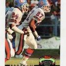 1992 Stadium Club Football #053 Steve Atwater - Denver Broncos