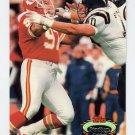 1992 Stadium Club Football #006 Dan Saleaumua - Kansas City Chiefs