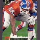 1994 Stadium Club Football #527 Russell Freeman - Denver Broncos
