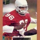 1994 Stadium Club Football #502 Clyde Simmons - Arizona Cardinals