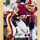 1994 Stadium Club Football #461 Tom Carter - Washington Redskins