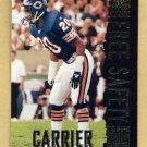1994 Stadium Club Football #445 Mark Carrier BD - Chicago Bears