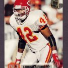1994 Stadium Club Football #428 Charles Mincy - Kansas City Chiefs