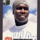 1994 Stadium Club Football #423 James Washington - Dallas Cowboys