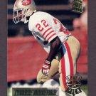 1994 Stadium Club Football #422 Tyronne Drakeford - San Francisco 49ers