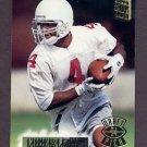 1994 Stadium Club Football #419 Chuck Levy RC - Arizona Cardinals