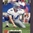 1994 Stadium Club Football #414 Rick Tuten - Seattle Seahawks