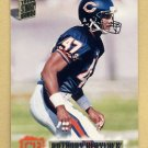 1994 Stadium Club Football #356 Anthony Blaylock - Chicago Bears