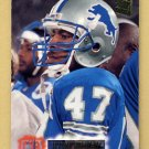 1994 Stadium Club Football #314 Ryan McNeil - Detroit Lions