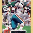 1994 Stadium Club Football #262 Marco Coleman - Miami Dolphins