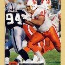 1994 Stadium Club Football #218 Paul Gruber - Tampa Bay Buccaneers