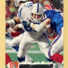 1994 Stadium Club Football #211 Kirk Lowdermilk - Indianapolis Colts