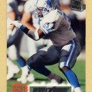 1994 Stadium Club Football #209 Derrick Moore - Detroit Lions