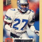 1994 Stadium Club Football #207 Patrick Hunter - Seattle Seahawks