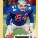 1994 Stadium Club Football #132 Todd Collins - New England Patriots