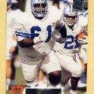 1994 Stadium Club Football #077 Nate Newton - Dallas Cowboys