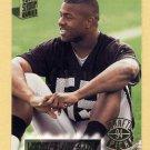 1994 Stadium Club Football #057 James Folston - Los Angeles Raiders