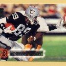 1994 Stadium Club Football #043 Alexander Wright - Los Angeles Raiders