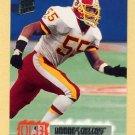 1994 Stadium Club Football #034 Andre Collins - Washington Redskins