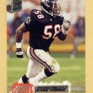 1994 Stadium Club Football #032 Jessie Tuggle - Atlanta Falcons