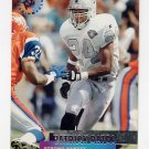 1995 Stadium Club Football #337 Patrick Bates - Oakland Raiders