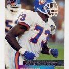 1995 Stadium Club Football #325 Simon Fletcher - Denver Broncos