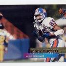 1995 Stadium Club Football #287 Derek Russell - Denver Broncos