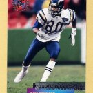 1995 Stadium Club Football #174 Shawn Jefferson - San Diego Chargers