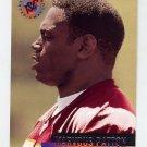 1995 Stadium Club Football #119 Marvcus Patton - Washington Redskins