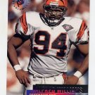 1995 Stadium Club Football #107 Alfred Williams - Cincinnati Bengals