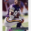1995 Stadium Club Football #089 Jake Reed - Minnesota Vikings
