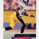 1995 Stadium Club Football #086 Deon Figures - Pittsburgh Steelers