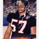 1995 Stadium Club Football #082 Clay Matthews - Atlanta Falcons