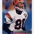 1995 Stadium Club Football #079 Carl Pickens - Cincinnati Bengals