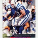 1995 Stadium Club Football #076 Will Wolford - Indianapolis Colts